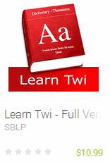 Learn Twi, Speak twi, Say Twi Words, Memorise Twi sentences